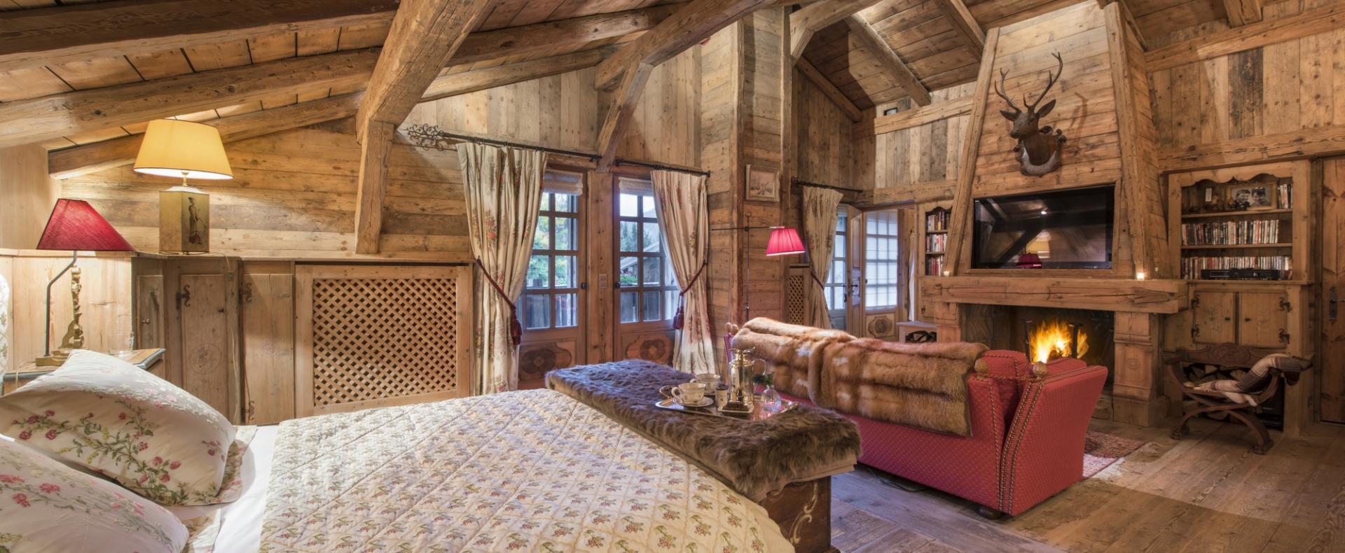 Chalet Ma Datcha Ski Megeve France Ultimate Luxury Chalets