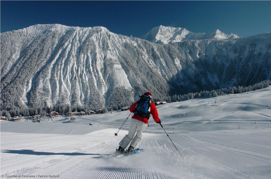 Luxury ski chalets in courchevel moriond 1650 - Courchevel 1650 office du tourisme ...
