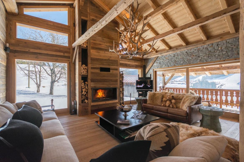 chalet ferme de la corderie  ski les gets  france  ultimate luxury chalets