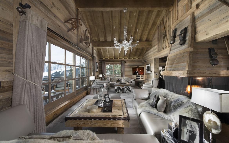 Chalet la grande roche ski courchevel france ultimate