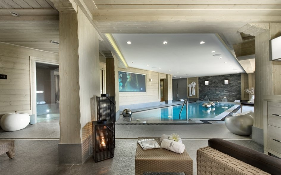 Abbruzes pool
