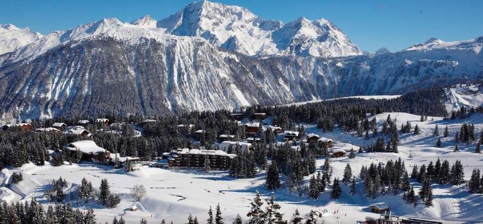 Courchevel Luxury Ski Resort