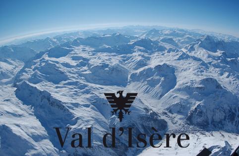 photo val d'isere + logo new