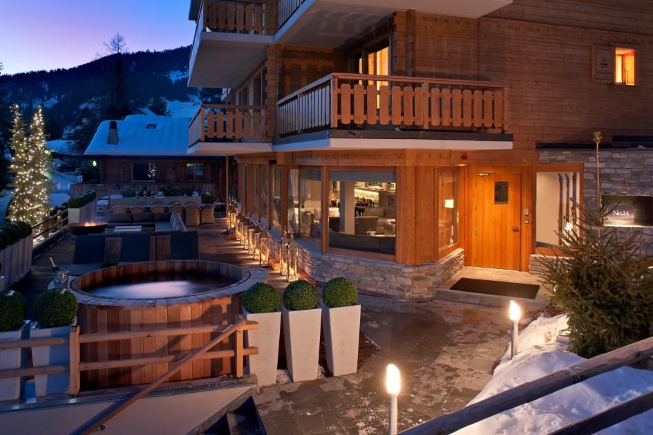 luxury catered ski chalets for corporate ski breaks. Black Bedroom Furniture Sets. Home Design Ideas