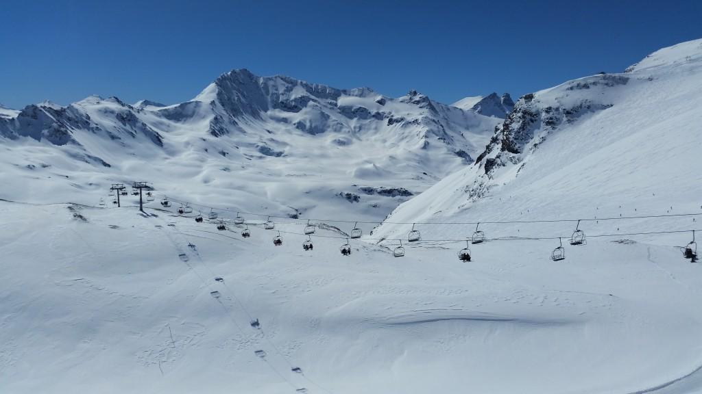 Val d'Isere Ski Area