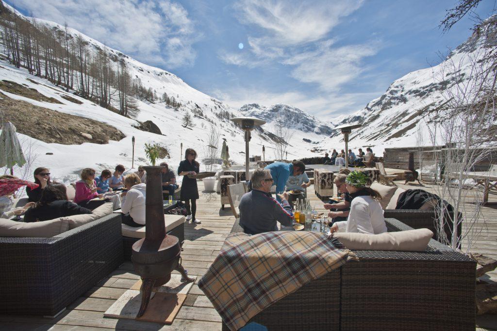 Le Chardon Terrace, Val d'Isere