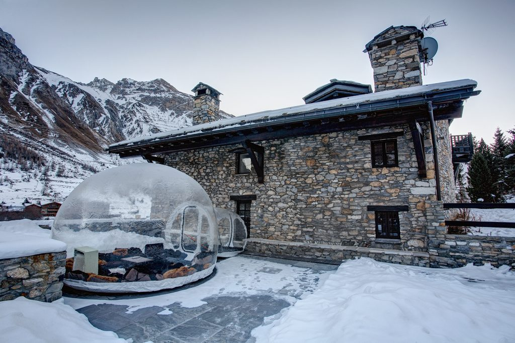 luxury ski chalet u0027s for a special celebration or party ultimate