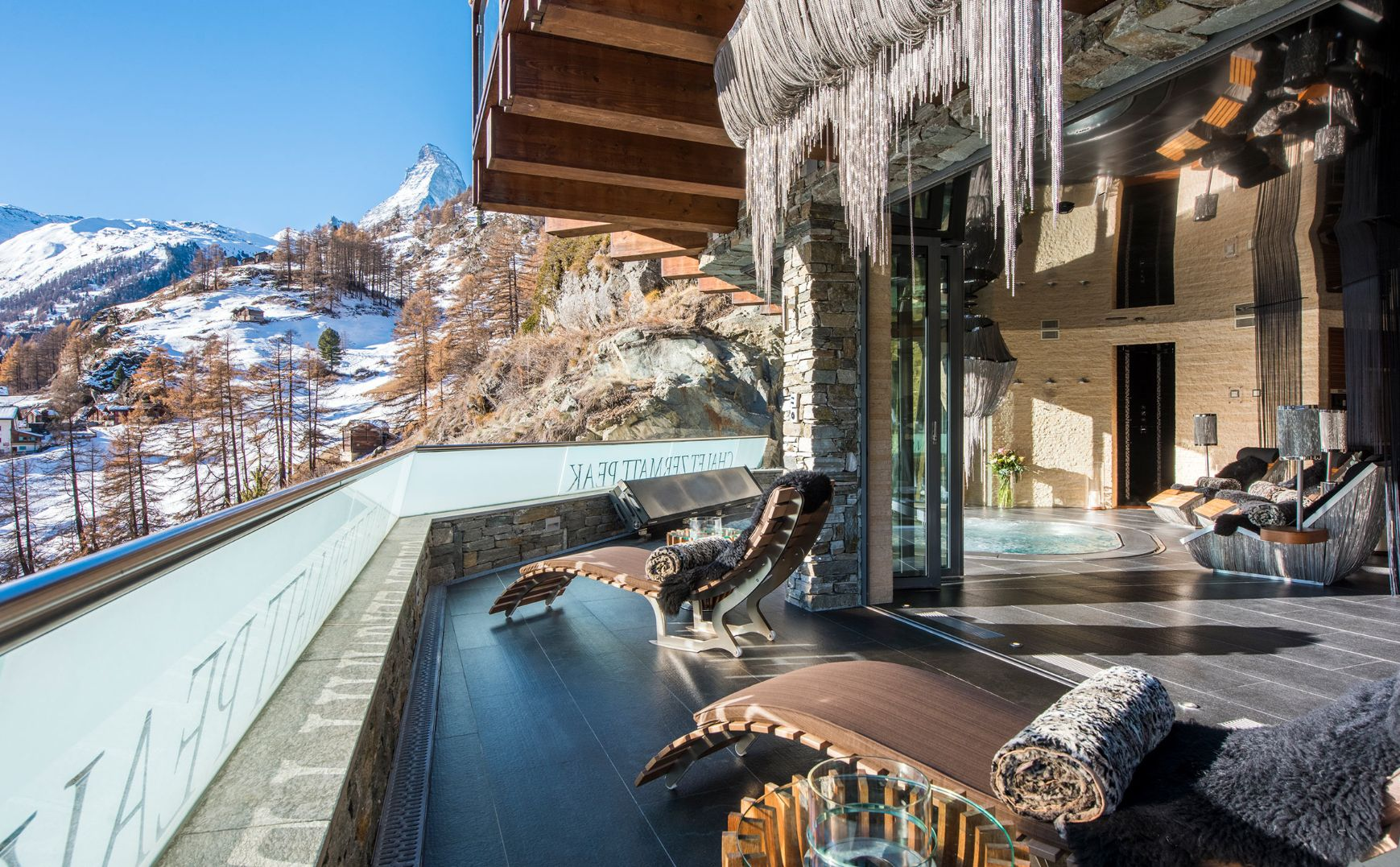 yoga in the alps, Zermatt yoga, ski chalet yoga, alps yoga holiday