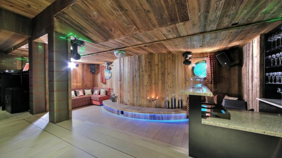 Chalet Opulence - Nightclub
