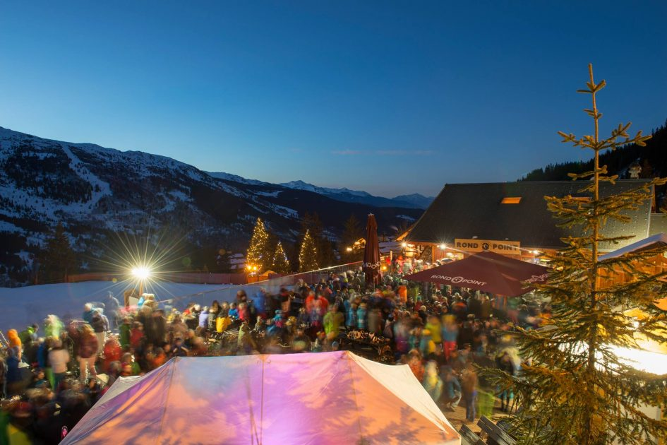 Rond Point, Meribel
