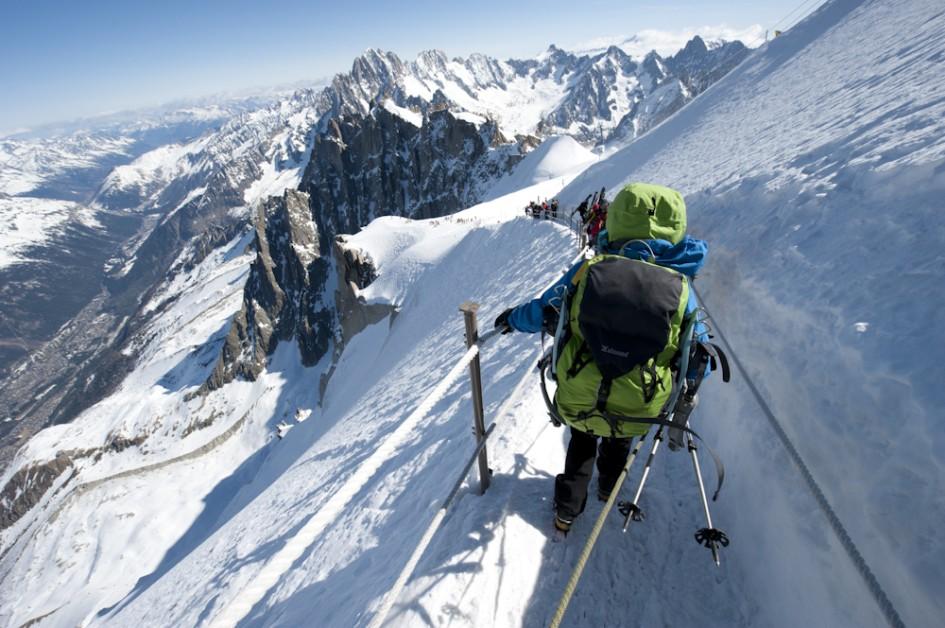 Vallee Blanche - Chamonix