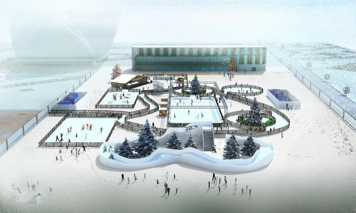 Davos World of Ice