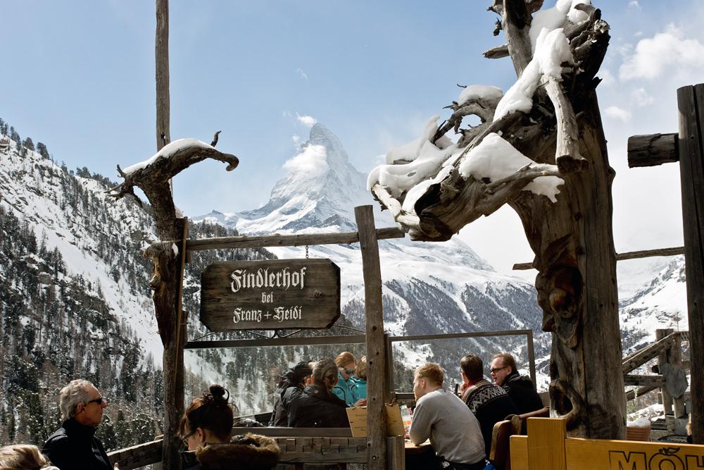 Findlerhof, Zermatt