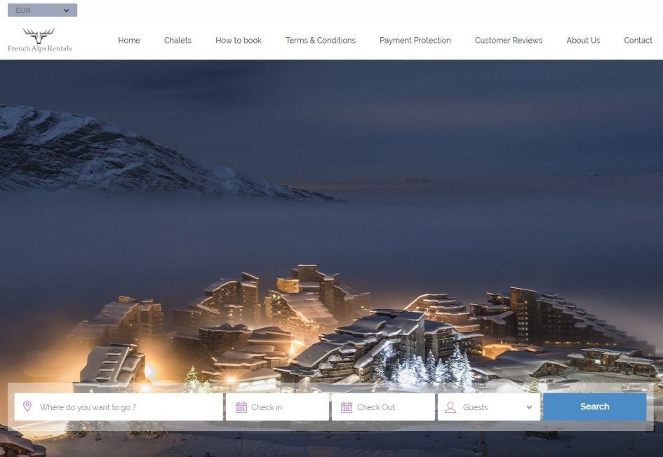 scam and fraud ski chalet holiday websites top tips to spot the