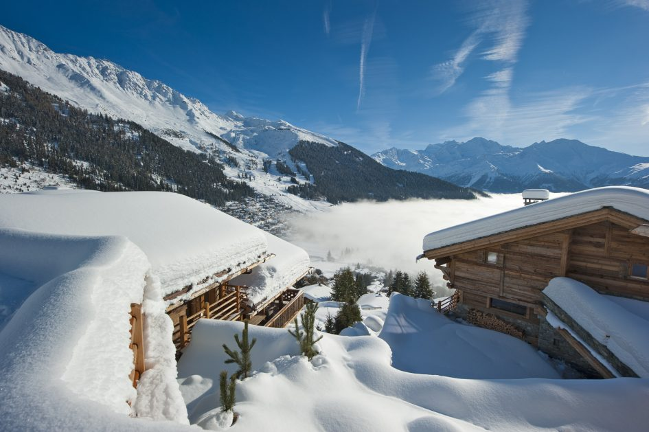 The Alpine Estate, Verbier