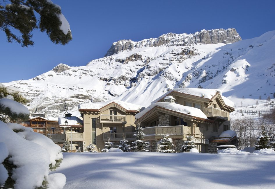 Chalets Black and White Pearl, Val d'Isere