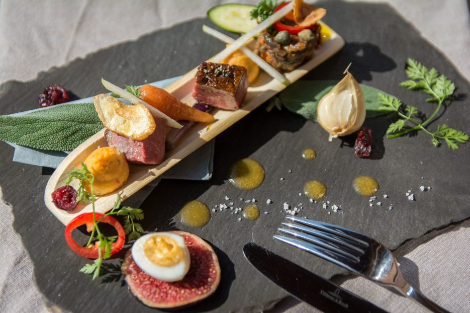 Catered ski chalets French Alps