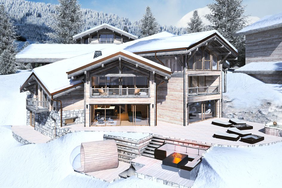 Corporate Ski Chalet SapphireChalet Sapphire Gem, Morzine