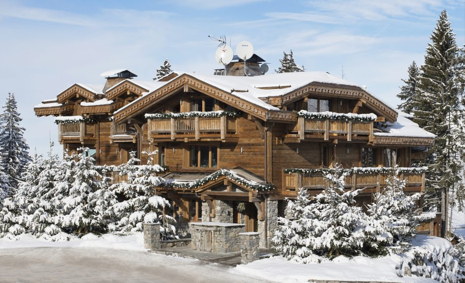 Luxury Chalets for Russian New Year