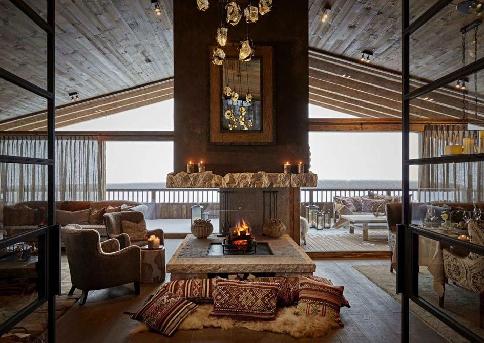 Lech resort guide - chalets