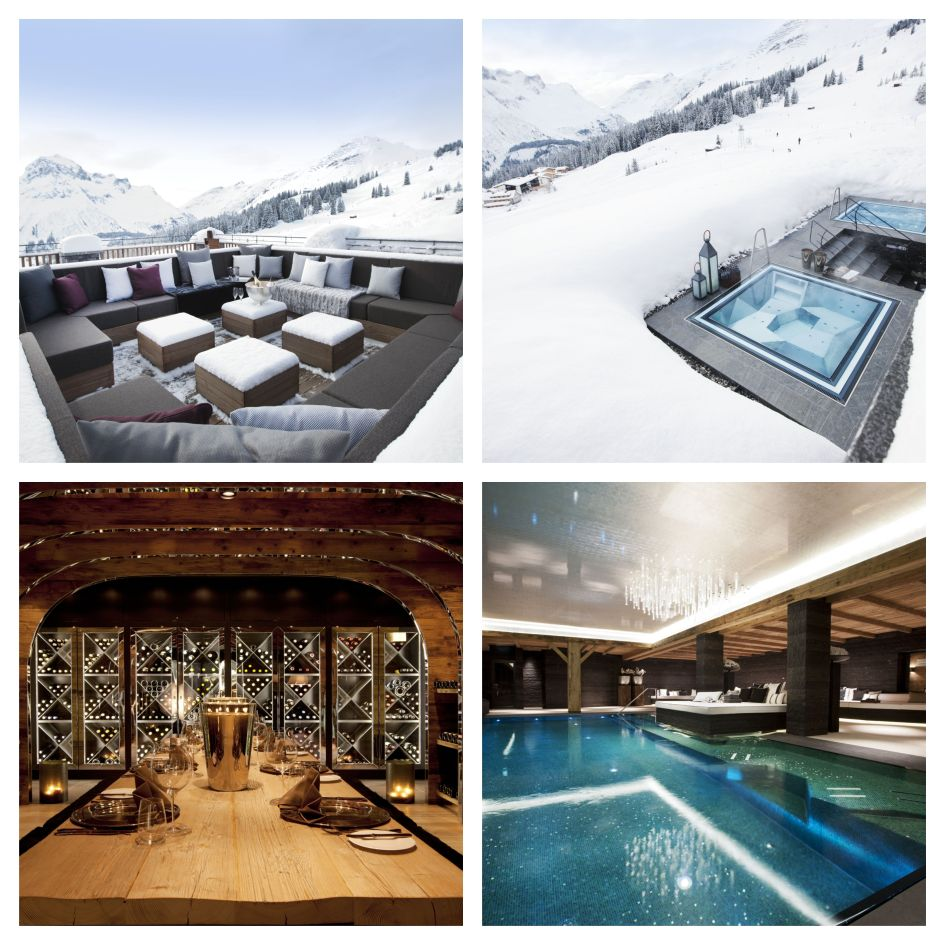 Luxury Ski Lodge - Chalet N