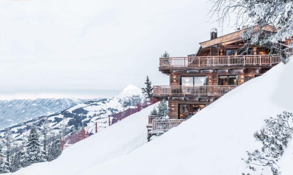 Luxury chalets for short ski breaks