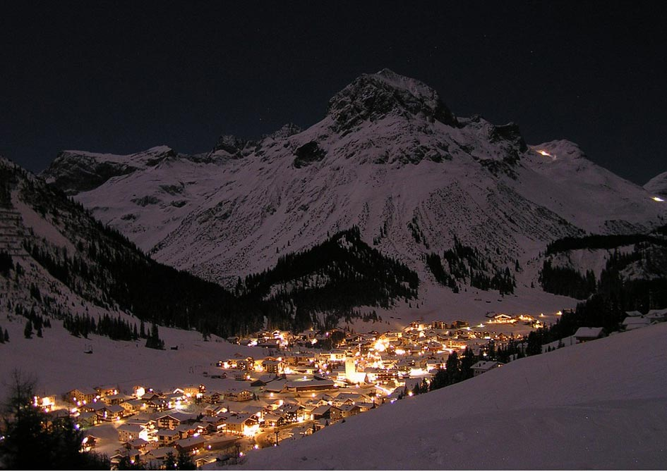Lech resort guide
