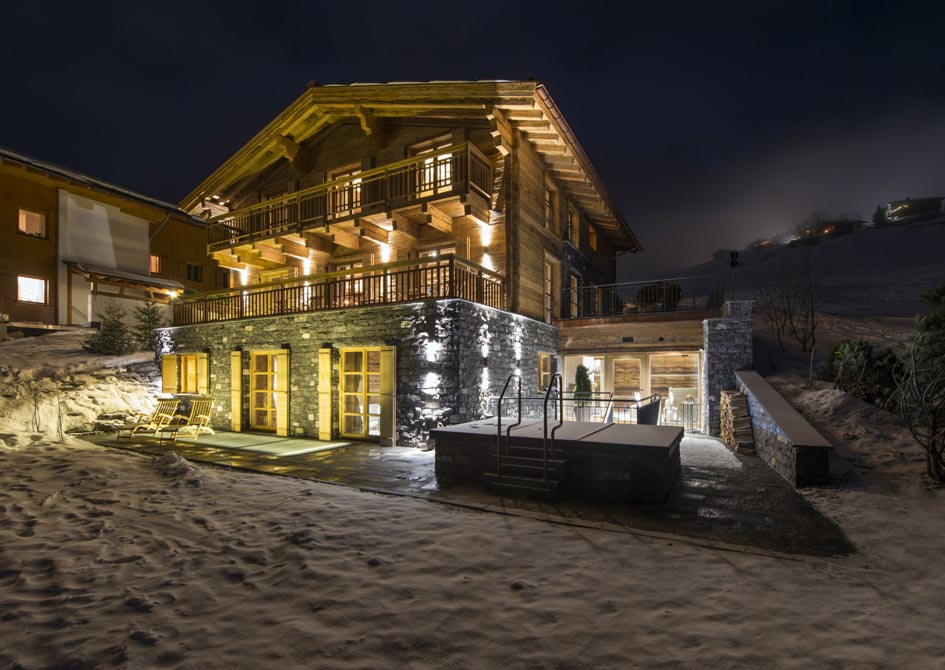 Lech resort guide - luxury chalets