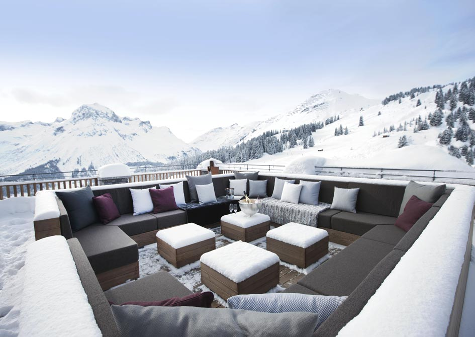 Ski resort guide Lech