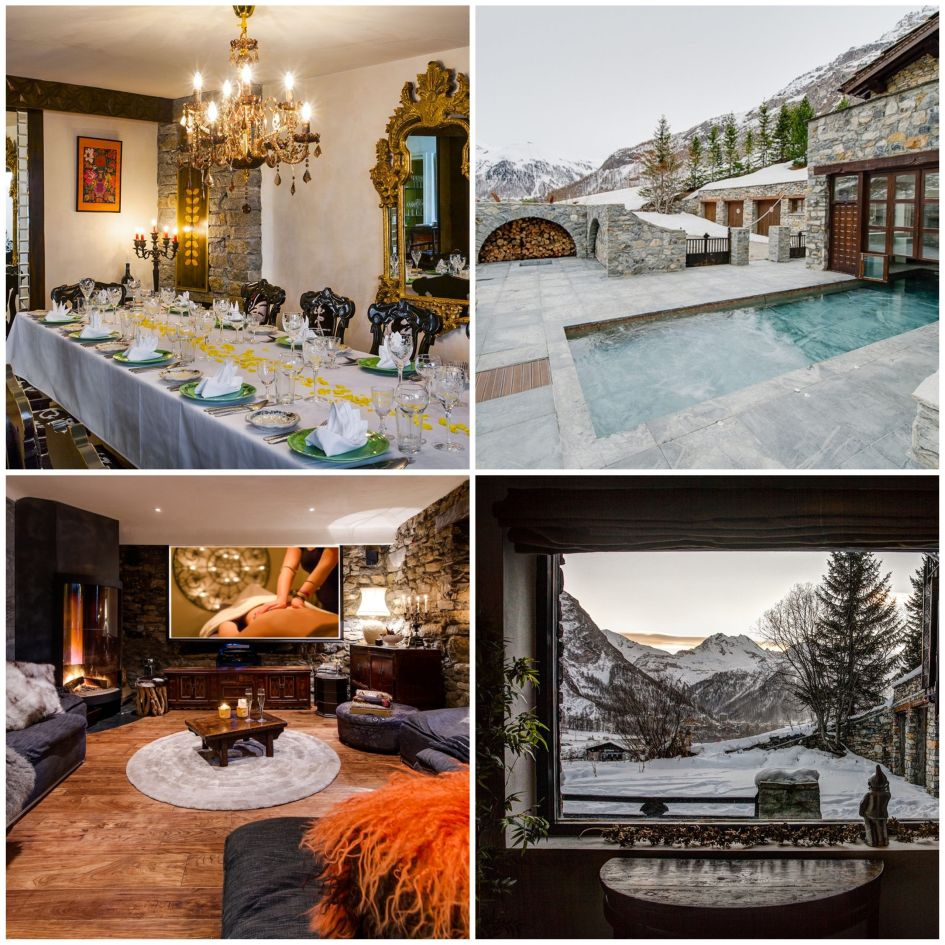 luxury ski vacation Val d'Isere, Val d'Isere luxury ski lodges, best luxury mountain cabins Val d'Isere, Val d'Isere ski holidays, ultimate luxury chalets in Val d'Isere