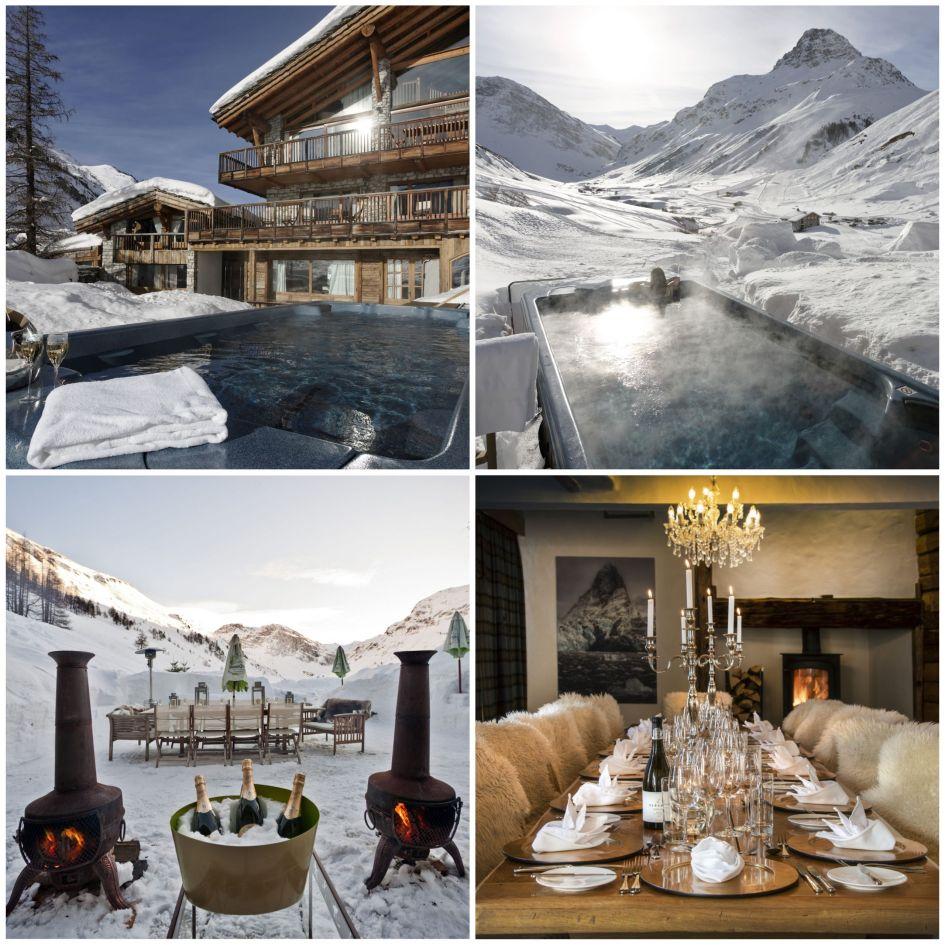 luxury ski holidays Val d'Isere, Val d'Isere luxury ski chalets, best luxury ski chalets Val d'Isere, Val d'Isere ski holidays, ultimate luxury chalets in Val d'Isere, corporate ski trips Val d'Isere