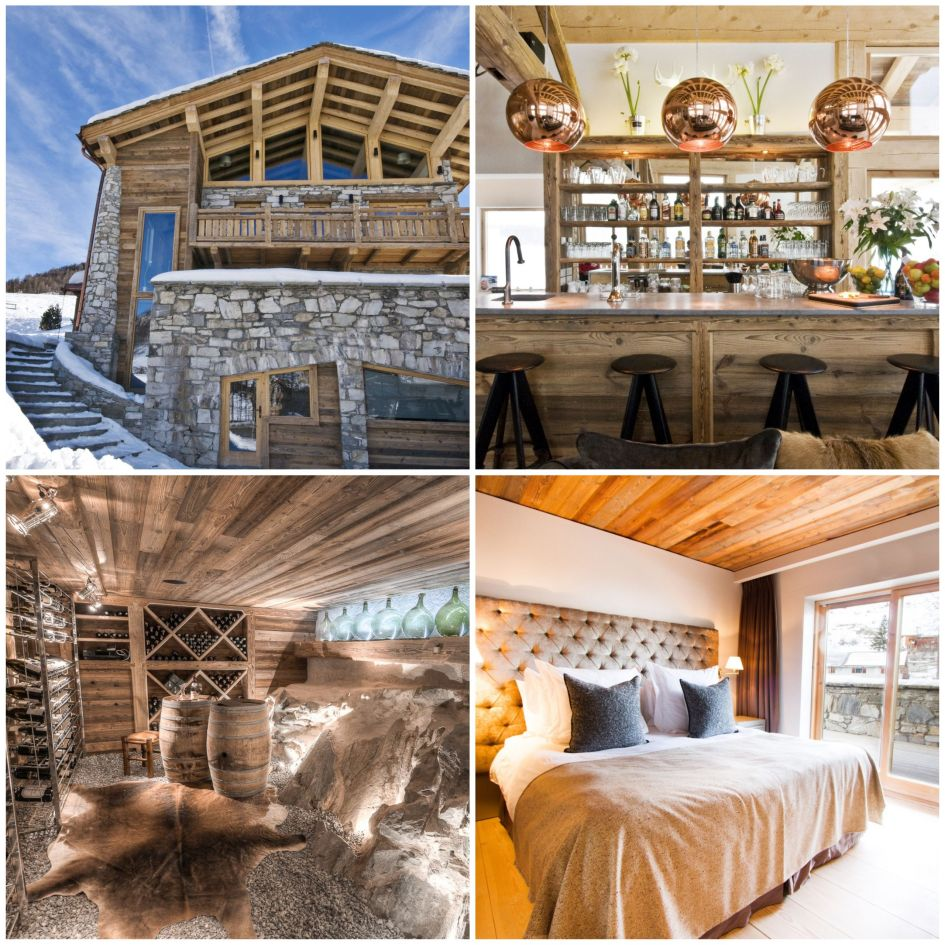 luxury ski holidays Val d'Isere, Val d'Isere luxury ski chalets, best luxury ski chalets Val d'Isere, Val d'Isere ski holidays, ultimate luxury chalets in Val d'Isere
