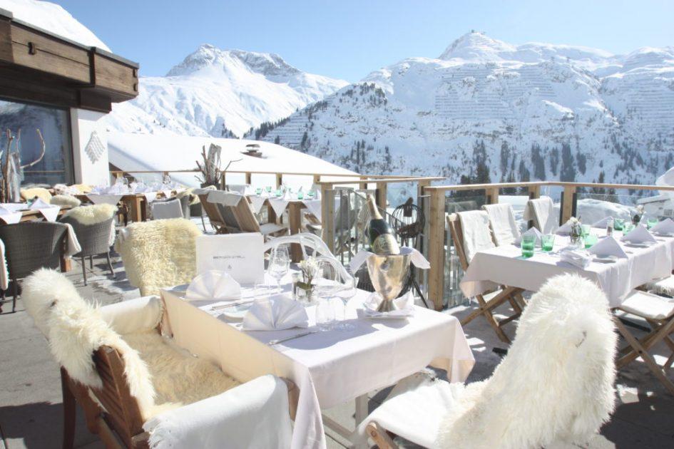 Best restaurants in Lech