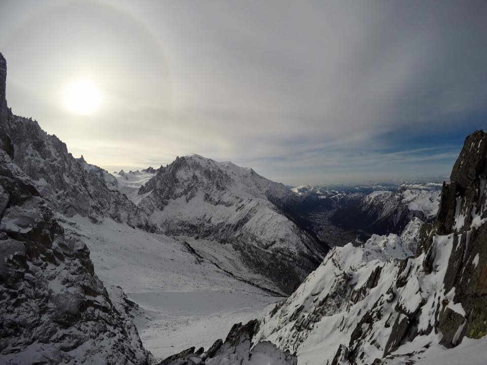 Grands Montets, Argentiere, Chamonix