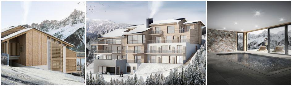 Le Chalet Mont Blanc, Luxury Ski Chalet, Chamonix, New Chalet In Chamonix