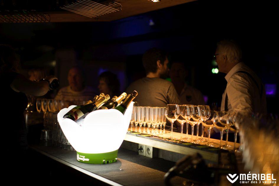 Champagne - bar - meribel