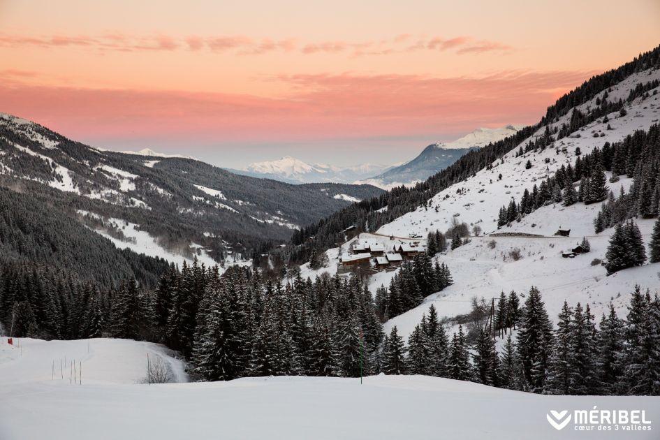 sunset-across-the-mountains-meribel