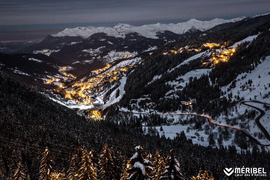 meribel-resort-at-night