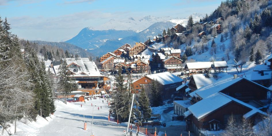 Meribel, The Three Valleys