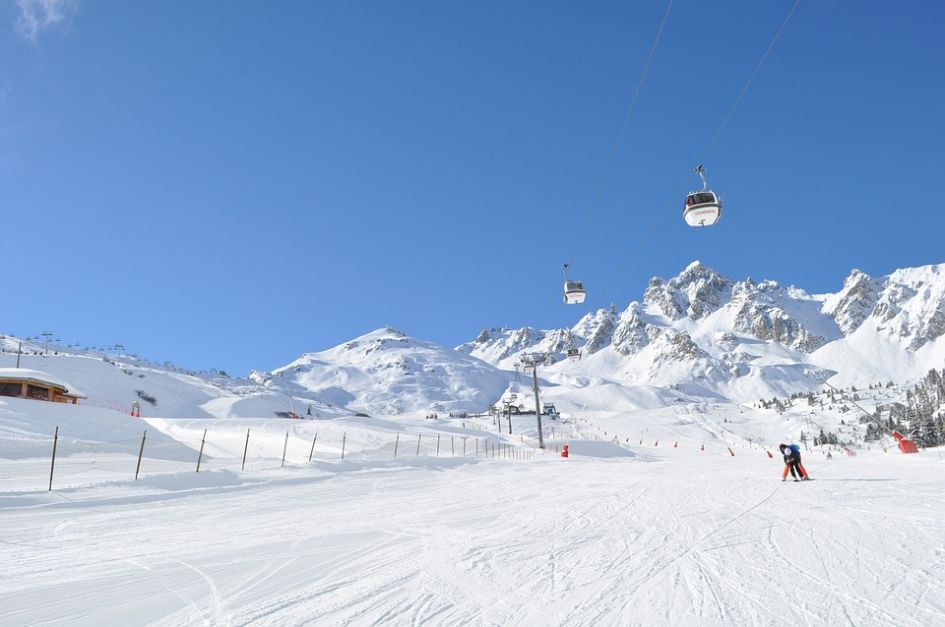 The Three Valleys, Ski Resort