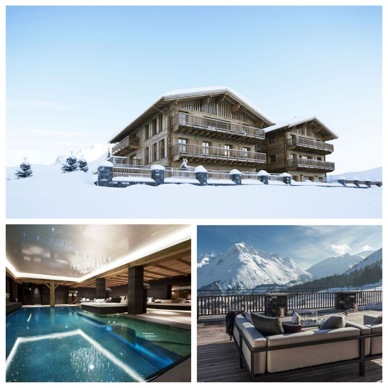 luxury ski chalet in Lech, most expensive ski chalets in Europe, best luxury chalets in Austria, top luxury chalets in Lech