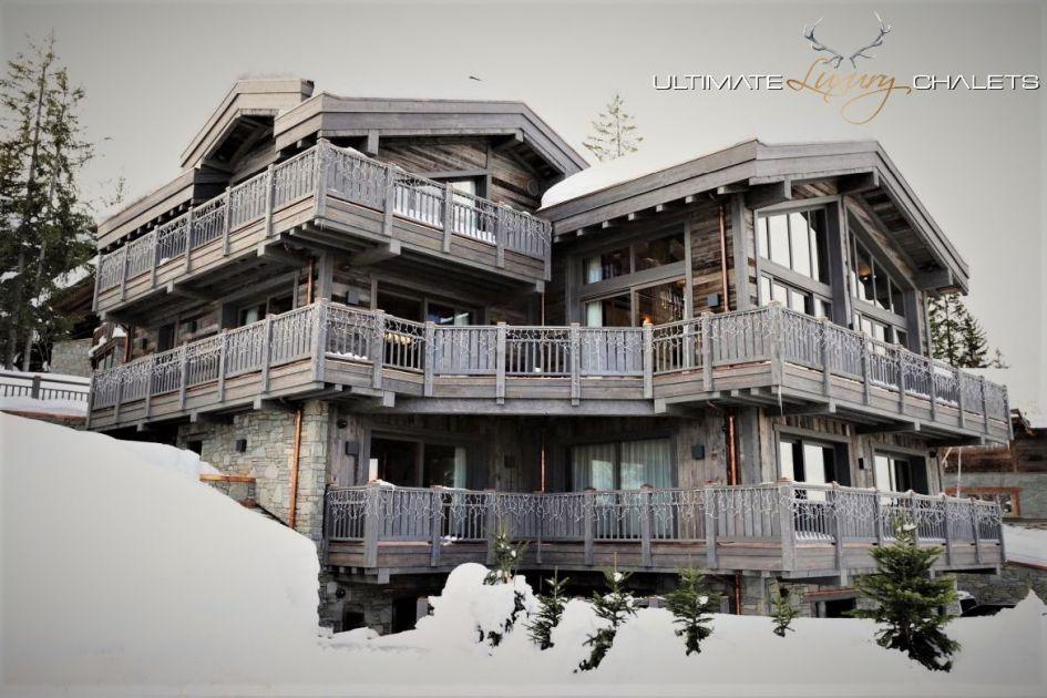 Luxury Ski Chalet, Courchevel 1850, Aurore, Ski Chalet