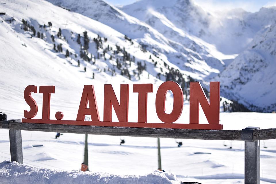 St Anton, Skiing, Winter, Mountains