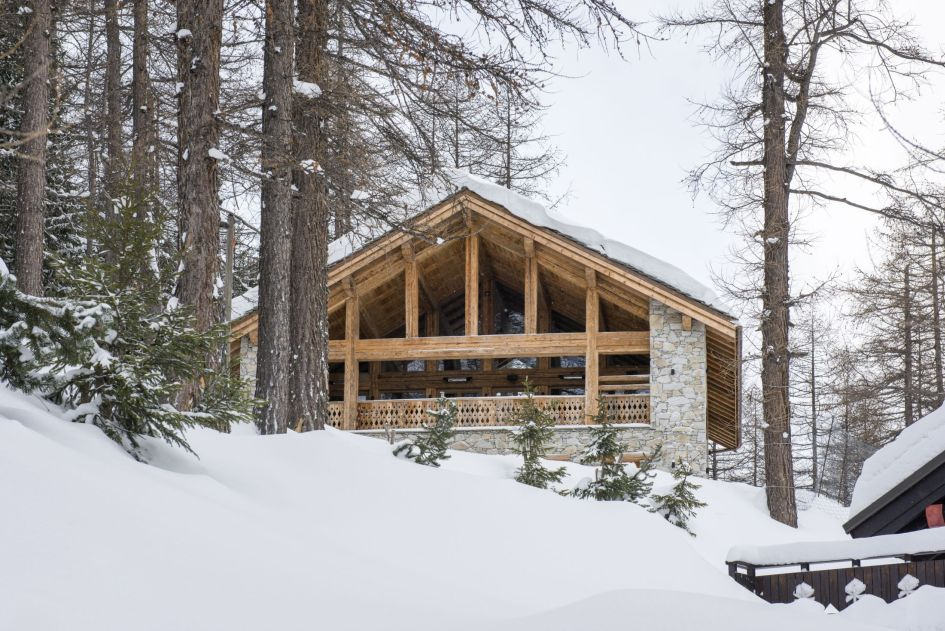 luxury chalet, private chalet, exclusive chalet, Val d'Isere