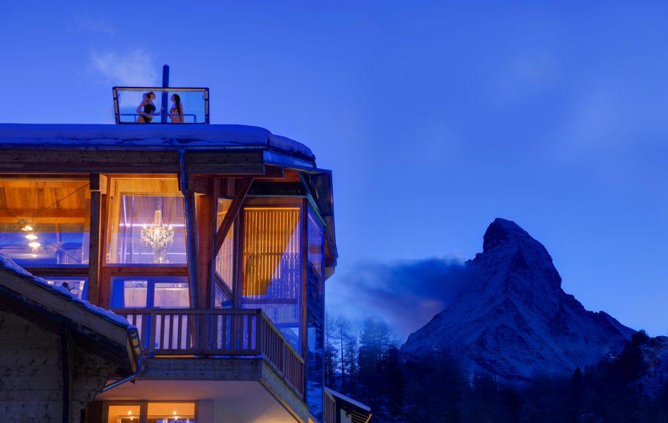 New Year in Zermatt, Zermatt ski chalet, New Year, New Year in Switzerland, luxury chalet Zermatt new year