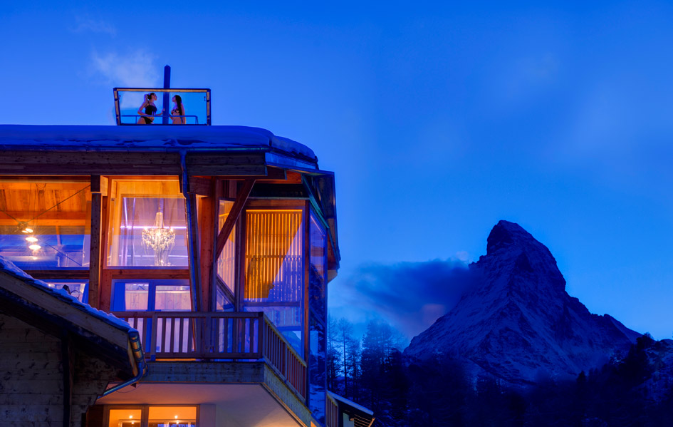 New Year in Zermatt, Zermatt ski chalet, New Year, New Year in Switzerland, luxury chalet Zermatt new year