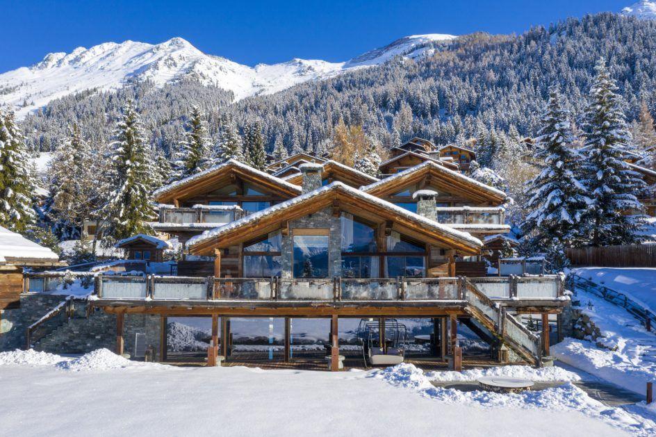 Christmas in Switzerland, New Year in Switzerland, Verbier Chalet for Christmas, Verbier Chalet for New Year