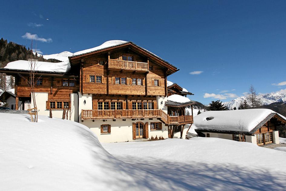 winter retreat, luxury retreat, skii retreat, luxury ski chalet Davos