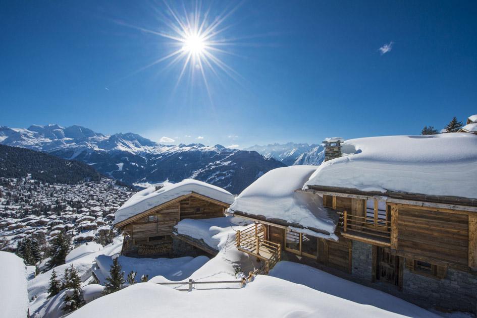 luxury retreat, mountain retreat, mountain escape, luxury mountain retreat, verbier luxury chalet